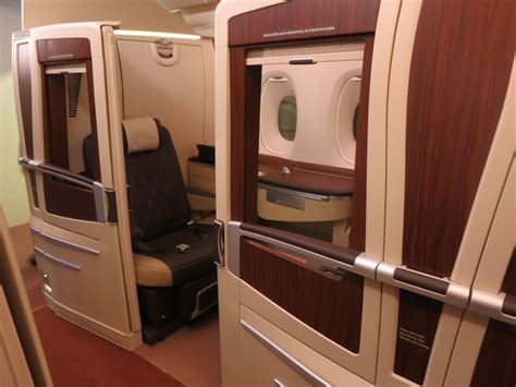 Singapore Airlines Eliminating Half Its First Class Seats