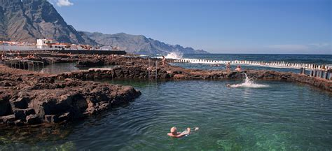 Natural pools | You're on the Canary Islands Tourism website