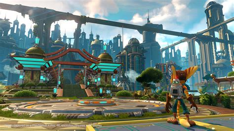 'Ratchet and Clank' PS4 Pro Updates Revealed | Player
