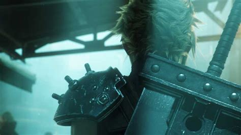 Why is Cloud so skinny in Final Fantasy 7 Remake? - VG247