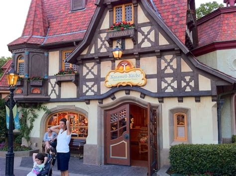 New 'caramel kitchen' opens at Epcot - The only