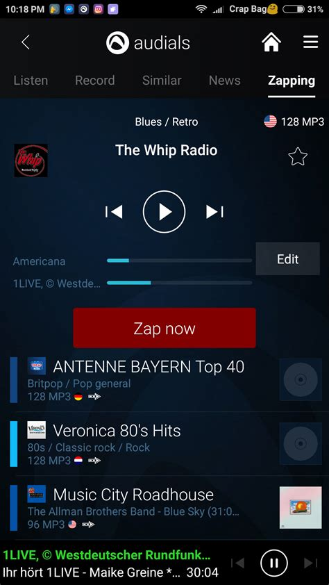 Audials Radio App Review - Good Free Music?? - Dotdashes