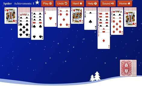 Free Spider Solitaire for Windows 10 - Free download and