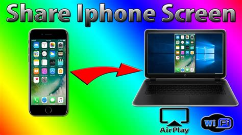 How To Share Iphone Screen To PC/Laptop   Ahmed & Kaleem