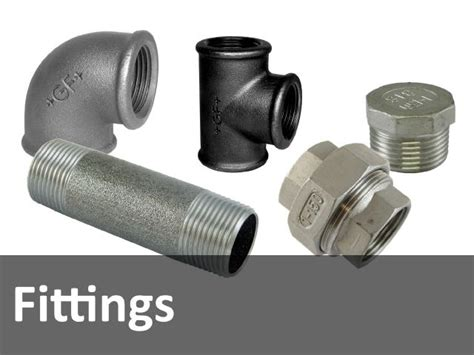 """ZICKWOLFF """"RUND UMS ROHR"""" Malleable Cast Iron Fittings"""