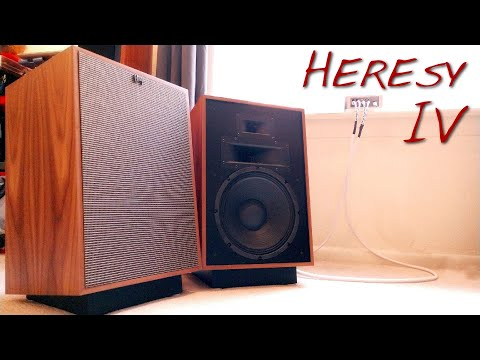 Heresy and Heresy Industrial Ported specs - 2-Channel Home