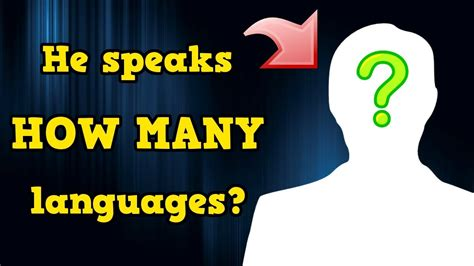 How and Why Polyglots Can Learn So Many Languages - YouTube