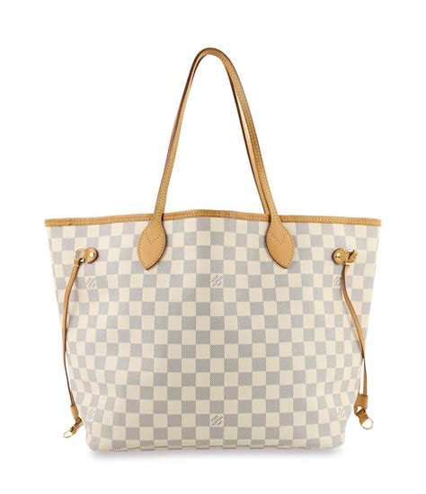 Louis Vuitton Neverfull Mm Multicolor Coated Canvas Tote