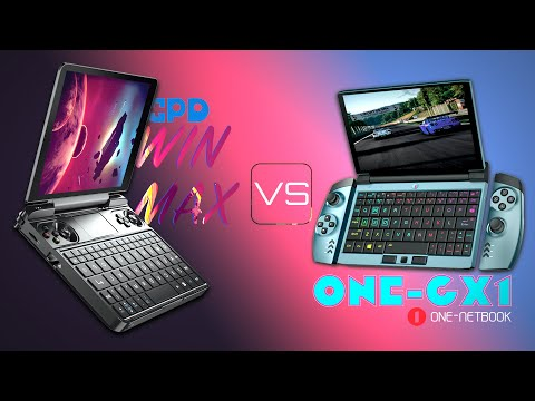 GPD XD in the test, Android handheld console for
