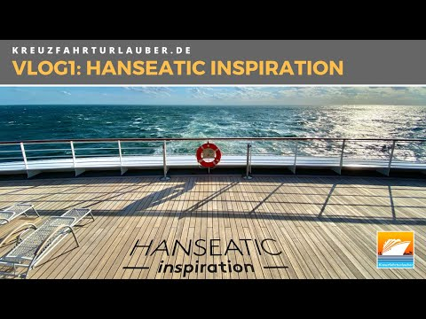 HD-Webcam & ship's position of HANSEATIC nature - Hapag