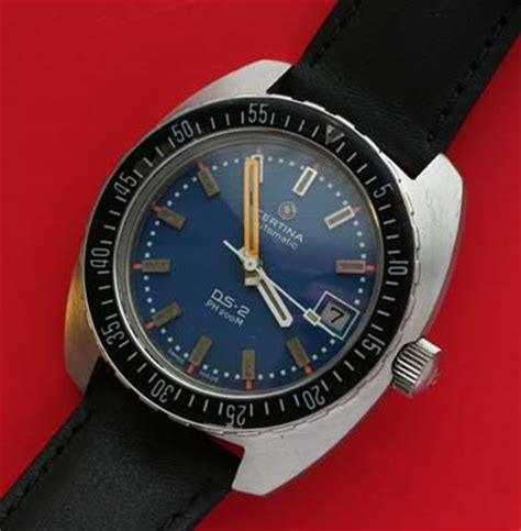 Certina DS-2 PH200M vintage divers watch - Used and