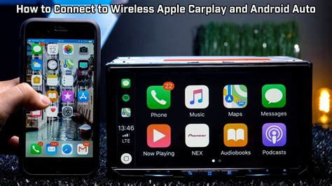 How to Connect Wireless Apple Carplay and Wireless Android