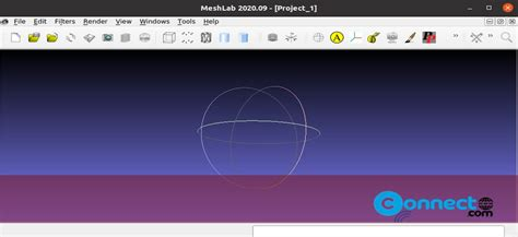 How to install MeshLab on Ubuntu – Edit unstructured 3D